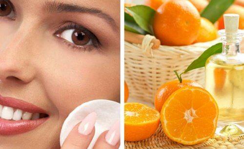 Como-preparar-uma-loção-de-laranja-para-fechar-os-poros-dilatados-500x307