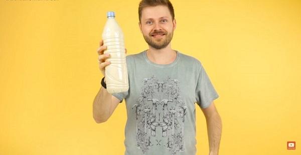 garrafa crepes